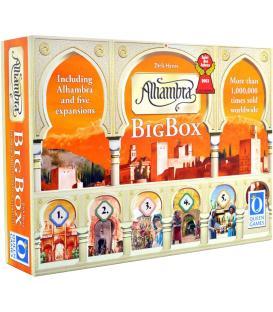 Alhambra: Big Box (Inglés)