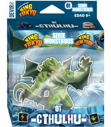 King of Tokyo / New York: 01 - Cthulhu