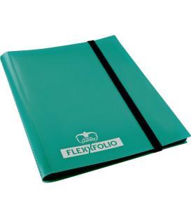 Carpeta Ultimate Guard Flexxfolio 9 Pocket Azul Gasolina