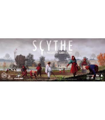 Scythe: Invasores de Tierras Lejanas