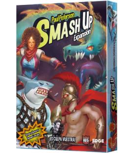 Smash Up: ¡Es Culpa Vuestra!