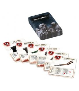 The Walking Dead: Cartas de Equipo