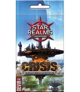 Star Realms Crisis: Flotas y Fortalezas