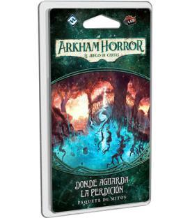 Arkham Horror LCG: Donde Aguarda la Perdición / El Legado de Dunwich 5