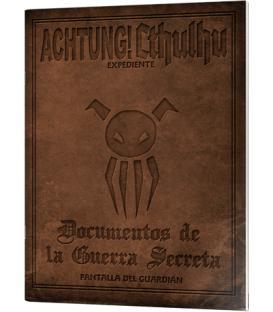 Achtung! Cthulhu - Documentos de la Guerra Secreta - Pantalla del Guardián