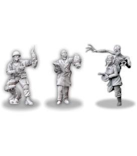 Achtung! Cthulhu - Investigadores de los Aliados (Pack 1)