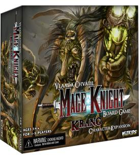 Mage Knight: Krang Character Expansion (inglés)