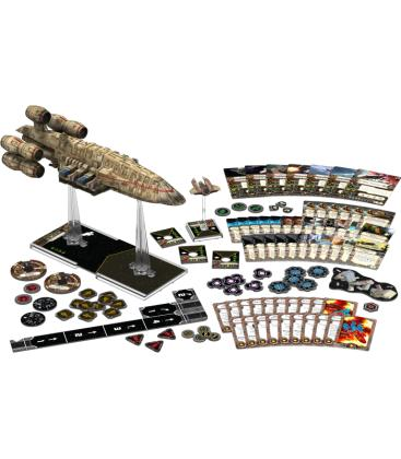Star Wars X-Wing: Crucero C-ROC
