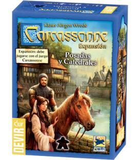 Carcassonne 2015: Posadas y Catedrales