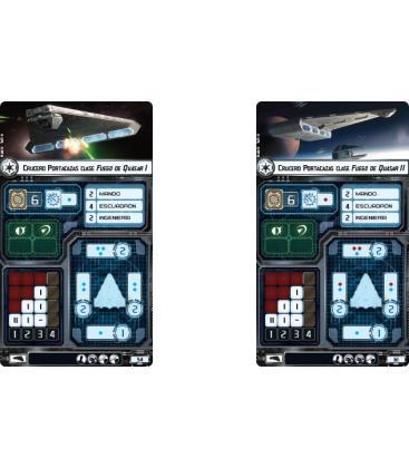 Star Wars Armada: portacazas Ligero Imperial
