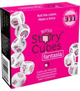 Story Cubes: Fantasía