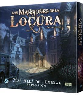 Las Mansiones de la Locura (2ª Edición): Más Allá del Umbral