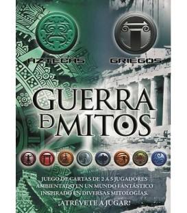 Guerra de Mitos 2: Griegos y Aztecas + 3 Promos