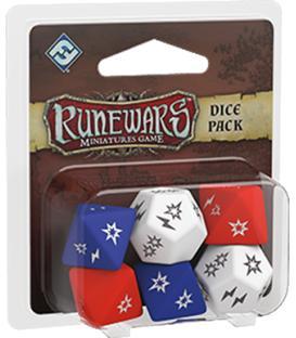 Runewars: Pack de Dados