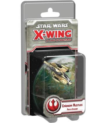 Star Wars X-Wing: Cañonera Auzituck