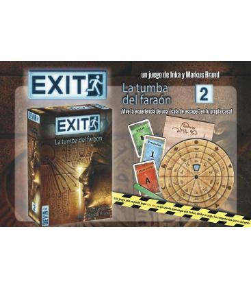 EXIT 2: La Tumba del Faraón