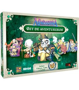 Arcadia Quest Masmorra: Set de Aventureros