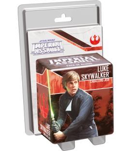 Star Wars Imperial Assault: Luke Skywalker (Caballero Jedi)
