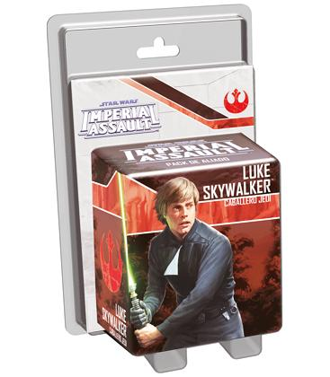 Star Wars Imperial Assault: Luke Skywalker (Caballero Jedi)