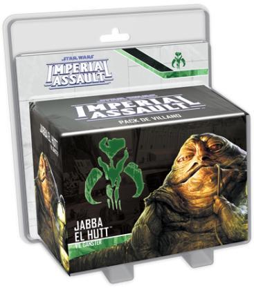Star Wars Imperial Assault: Jabba el Hutt