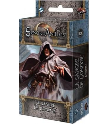 El Señor de los Anillos LCG: La Sangre de Gondor / Contra la Sombra 5