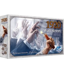 1920 Wall Street (+ Extras Verkami)