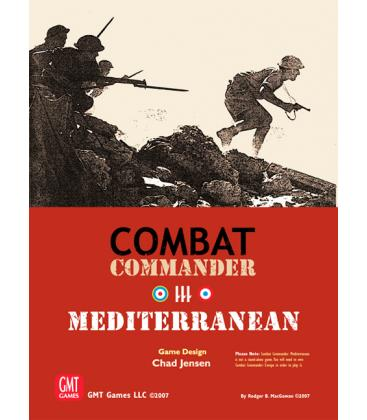 Combat Commander: Mediterranean
