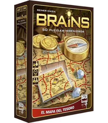 Brains: El Mapa del Tesoro