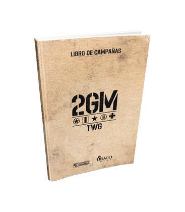 2GM Tactics: Libro de Campañas