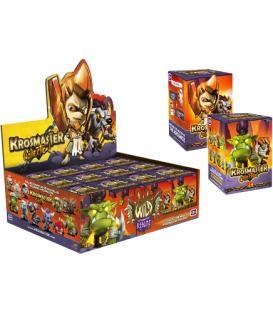 Krosmaster Arena: Figuras surtidas - Caja 12 Unidades (Ola 5) Reinos Salvajes