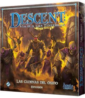 Descent: Las Cadenas del Óxido