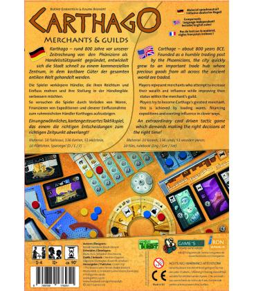 Carthago: Merchants & Guilds