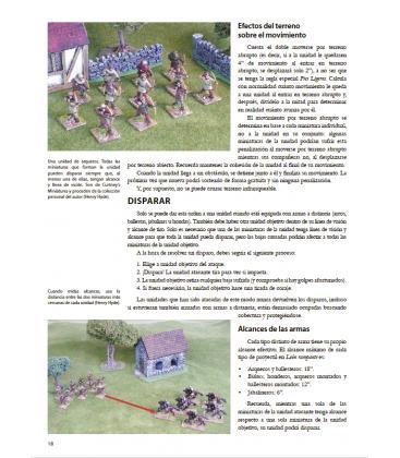 León Rampante: Reglas para Wargames Medievales