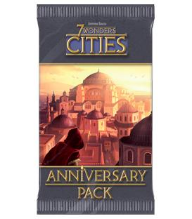 7 Wonders Cities: Pack Aniversario