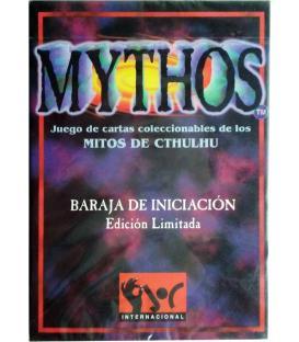 Mythos - Baraja de Iniciación (Castellano)