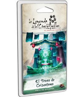 La Leyenda de los Cinco Anillos LCG: El Trono de Crisantemo / Ciclo Imperial 4
