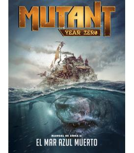 Mutant Year Zero: Manual de Zona 2 - El Mar Azul Muerto