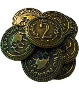 Scythe: Monedas $2 (25)