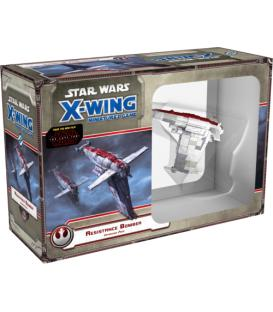 Star Wars X-Wing: Bombardero de la Resistencia