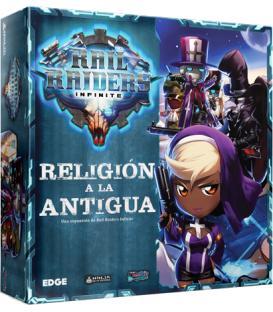 Rail Raiders Infinite: Religión a la Antigua