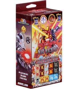 Dice Masters: Iron Man and War Machine - Set de Inicio (Inglés)