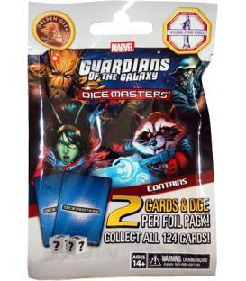 Dice Masters: Guardians of the Galaxy - Sobre (Inglés)