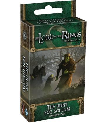 El Señor de los Anillos LCG: The Hunt for Gollum / Sombras del Bosque Negro 1 (Inglés)