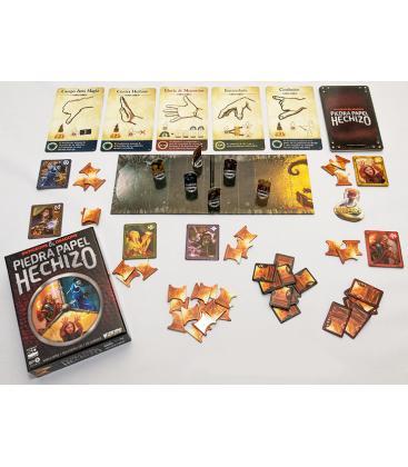 Dungeons & Dragons: Piedra Papel Hechizo (+ Promo)