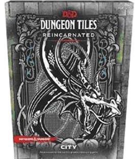 Dungeons & Dragons: City Dungeon Tiles Reincarnated