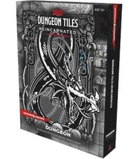 Dungeons & Dragons: Dungeon Tiles Reincarnated