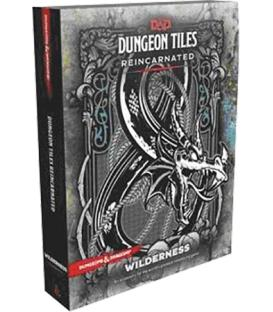 Dungeons & Dragons: Wilderness Dungeon Tiles Reincarnated