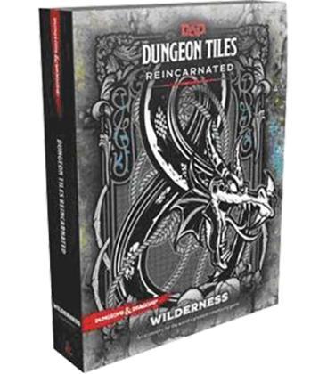 Dungeons & Dragons: Wilderness Dungeon Tiles Reincarnated