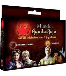 El Mundo de Águila Roja: Casa Real y Conspiradores (Set de Inicio para 2 Jugadores + Promo)