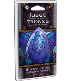 Juego de Tronos LCG: El Favor de los Antiguos Dioses / Bandada de Cuervos 4